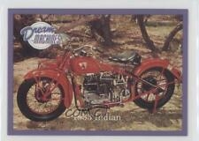1991 Lime Rock Dream Machines #102 1933 Indian Non-Sports Card 0c4