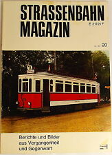 Straßenbahn Magazin Heft 20 Mai 1976, S. 81-160 Franckh'sche Verlagshandlung