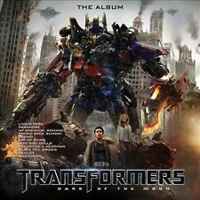 Transformers: Dark of the Moon [Original Soundtrack] by Original Soundtrack (CD,