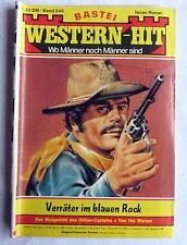 (s) - WESTERN-HIT Band 646 - Verräter im blauen Rock - Hal Werner