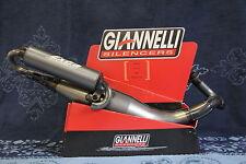 Piaggio NRG Auspuff Giannelli Arrow Extra V2 Racing Tuningauspuff Neu