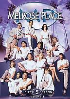 Melrose Place - The 5th Season: Volume 1 (DVD, 2009, 4-Disc Set. d#26 C#4