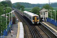 South East Trains 375703 Wye Old Signal Box May 2007 Rail Photo