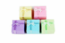 JEWELRY GIFT BOX  WHOLESALE LOT for EARRINGS,CHARM....ON SALE