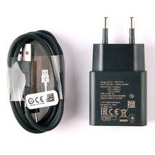 EU Fast USB Charger Type-C 9V/12V For SONY Xperia XZs G8232 XA1 Ultra X Compact