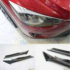 2012 2013 2014 2015 2016  Mazda CX-5 Front Headlight Eyelid Eyebrow Cover CX5