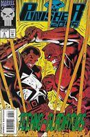 Punisher Comic Issue 6 2099 Modern Age First Print 1993 Pat Mills Skinner Morgan