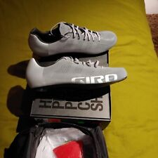 Giro Empire ACC Road Cycling Shoes Reflective Grey EU45 UK10