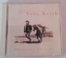 Christmas to Christmas by Toby Keith (CD, Oct-1995, Polydor)