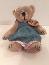 """Katie B."" Bonita Bear by Applause - # 12611 7"" Plush Stuffed Animal"
