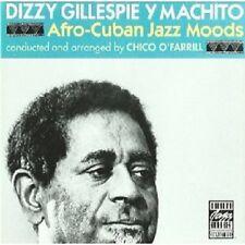 DIZZY/MACHITO GILLESPIE - AFRO-CUBAN JAZZ MOODS  CD NEU