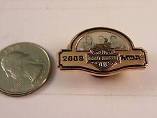 HARLEY DAVIDSON MOTORCYCLES 2008 MDA PIN