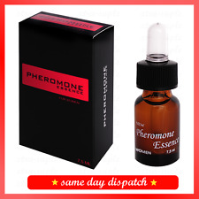 NEW Pheromone Essence 7.5 ml Very Strong Pheromones For Women - Attract Men