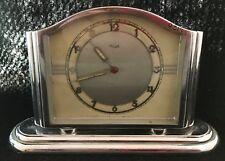Art Deco Kienzle OSIN Chrome Clock