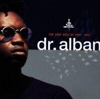 DR.ALBAN - THE VERY BEST OF 1990-1997  (CD)  17 TRACKS POP  NEU