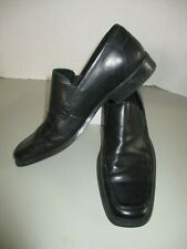Mens Shoe Size 9 Kenneth Cole Black Pre-Owned