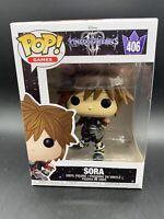 Sora Funko Pop Kingdom Hearts III #406 Video Game Collectible New
