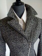 Marc Aurel Damen Jacke moderner Blazer Schurwolle Gr 36 38