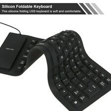 85 Key Flexible USB Keyboard Silicone Foldable Laptop Notebook Keyboard AL