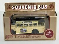 Lledo Days Gone Polperro Special Edition Souvenir Bus Diecast Model Original Box