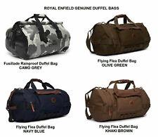 Genuine Royal Enfield Duffel Bag ( Fusillade Rainproof / Flying Flea ) W 3 color