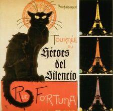 HEROES DEL SILENCIO. 1995. RUE FORTUNA. DIGIPACK 2 CD.