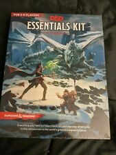 DUNGEON & DRAGONS - Essentials Kit - Basic Games Starter Set - 2-6 Players - NEW