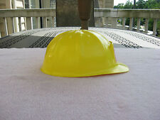 Tonka Yellow Toy Construction Helmet~ Adjustable~By Processed Plastics