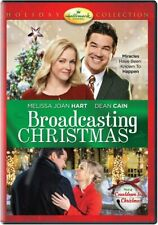HALLMARK MOVIE BROADCASTING CHRISTMAS MELISSA JOAN HART & DEAN CAIN NEW DVD