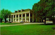 Baton Rouge LA Governor's Mansion Postcard unused (13062)