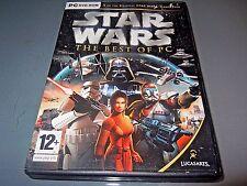 Star Wars: The Best of PC (PC: Windows, 2006) -UK Version VGC