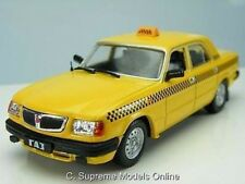 GAZ VOLGA 3110 1/43RD SCALE TAXI CAR RUSSIAN LEGENDS PACKAGED ISSUE K8967Q~#~