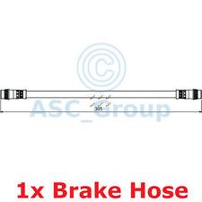 APEC BRAKING 305mm Scheibe Bremssattel flexibel GUMMISCHLAUCH hos3971