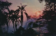 PC52196 Eastern Cataract. Victoria Falls. Monterey. C. S. Holliday