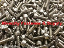 (4) M8-1.25x25mm Socket / Allen Head Cap Screw Stainless Steel 8mm x 25mm