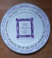 Villeroy & Boch Princess Diana Banquet Plate 1991 Commemorative Collectible