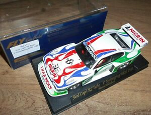 Fly Scalextric A142 Ford Capri RS Turbo touring car # 55 - superb and fast