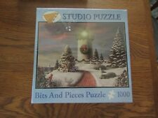 STUDIO PUZZLE  1000 PC. JIG SAW PUZZLE BITS AND PIECES WARMTH OF THE SKY