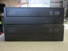 Lot of 2 OEM HP SATA DVD/CD RW Optical Drive Burners