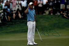 Rory Mcilroy 12 X 8 Signed Golf Photograph