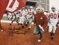 Jim Tressel Autographed Signed 8x10 Photo ( Ohio State Buckeyes ) REPRINT