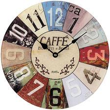 Ams Horloges murales modernes 9424