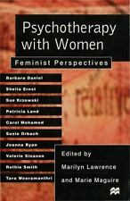 Psychotherapy with Women : Feminist Perspectives (Paperback)- LIKE NEW