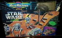Micro Machines Star Wars Return of the Jedi ENDOR Playset in Box, 1993 Galoob