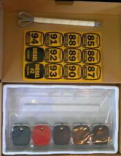 Wayne 888006-007 Ovation PTS 4 (3+1) button panel (888006-001 / 889952-007)