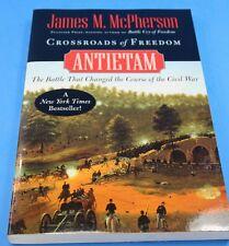 CROSSROADS OF FREEDOM ANTIETAM by JAMES McPHERSON