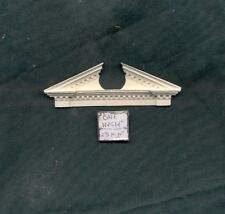 DOOR PEDIMENT / Trim / Header UMT1 -  dollhouse miniatures 1/12 scale polyresin