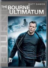 The Bourne Ultimatum [New DVD] Snap Case