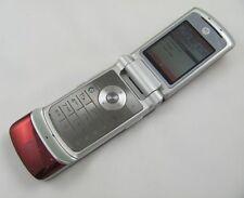 Motorola K1m KRZR Verizon Cell Phone CDMA (Red)