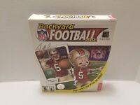 Backyard Football 2004 PCNew In Box